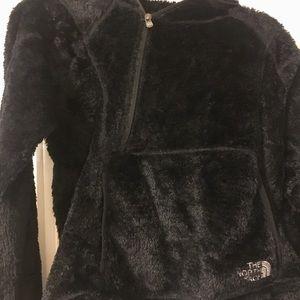 3b150ddb0 The North Face Kiri hooded halfzip pullover fleece